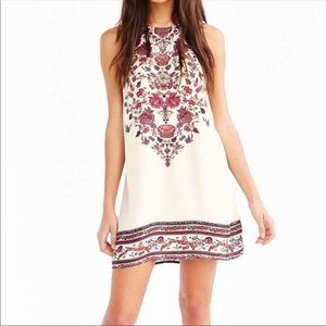 Urban Outfitters Floral Shift Dress